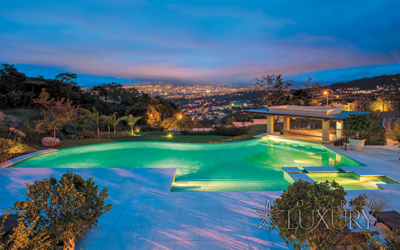 VILLA SERENA – Escazu Mountain Mansion